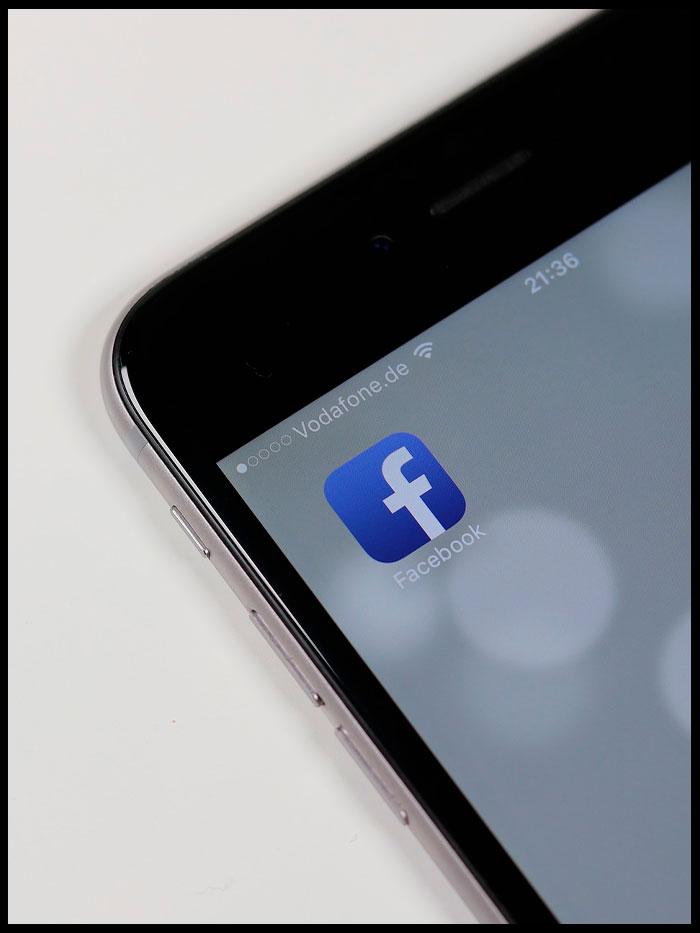 iniciarse en facebook