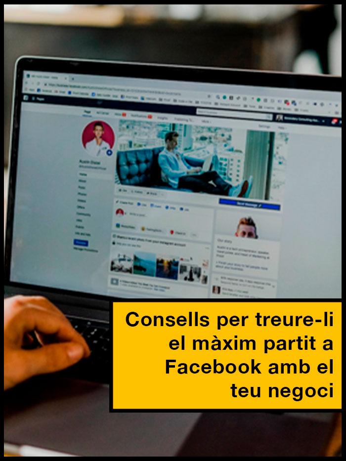 tu negocio en facebook