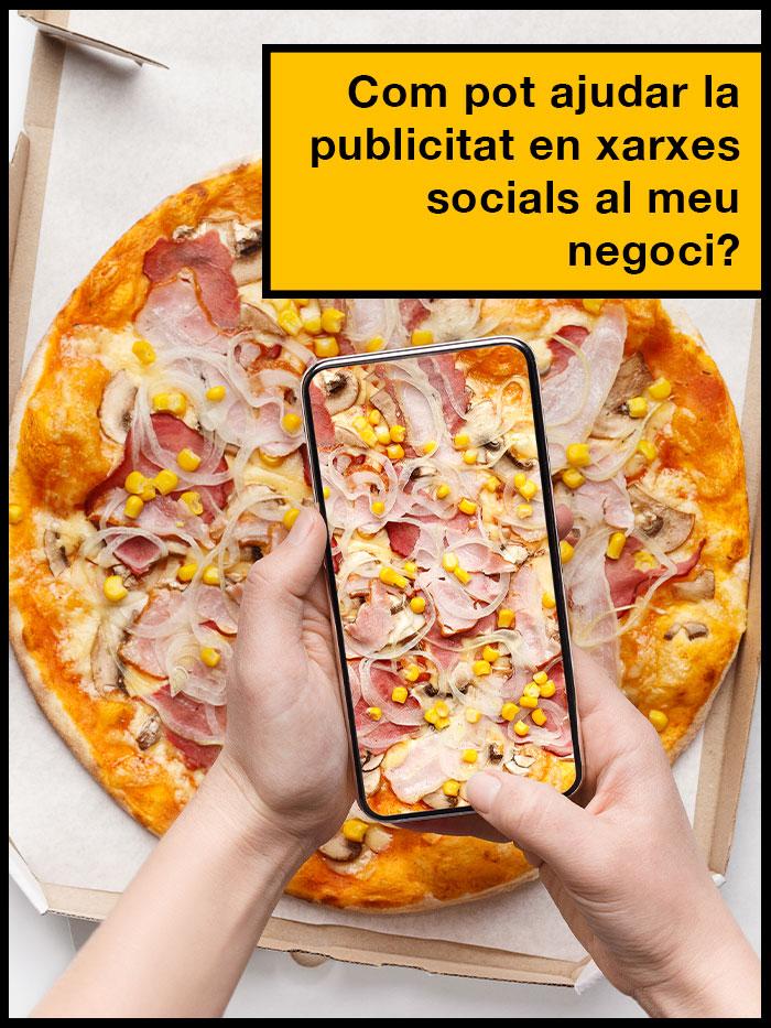 publicidad para tu negocio en redes sociales