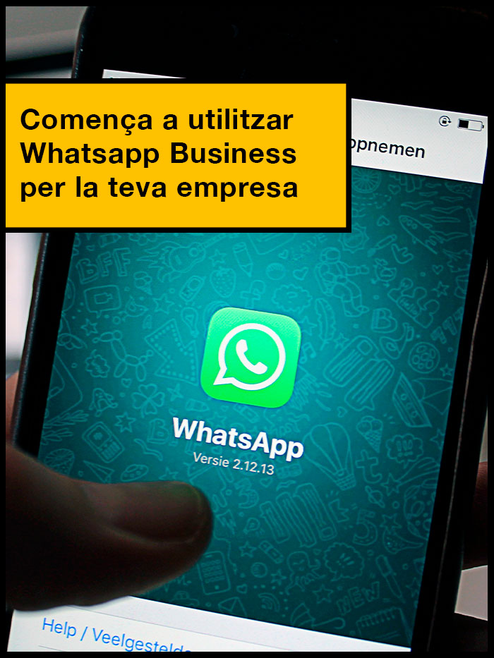 Whats App Business Zinkers